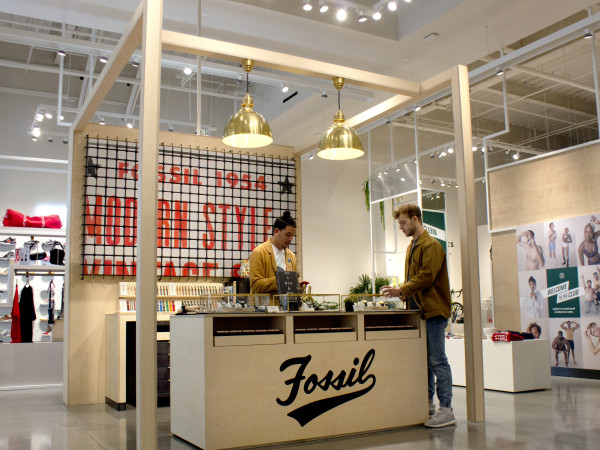 Fossil x Neighborhood Goods