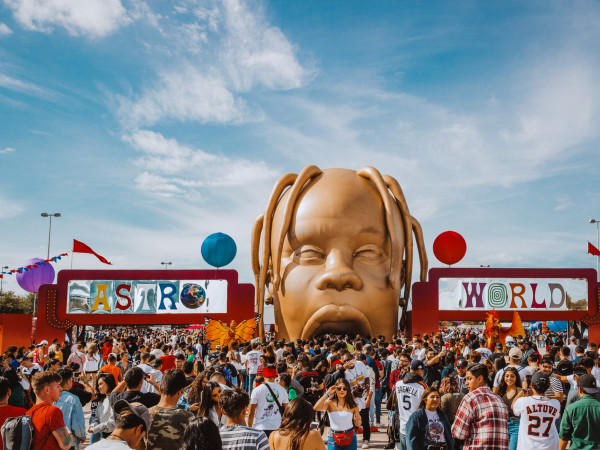 Astroworld Festival Travis Scott 2018