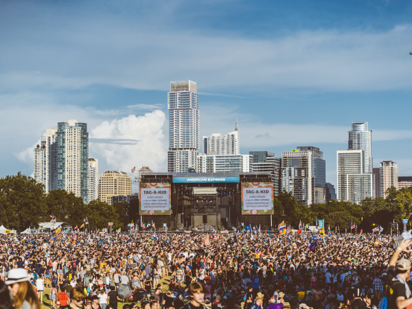 ACL skyline Austin Zilker Park Austin City Limits Music Fest