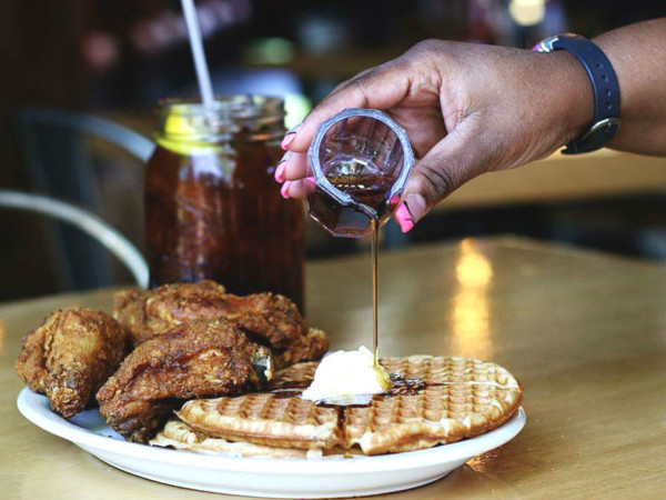 Lolo's Chicken & waffles
