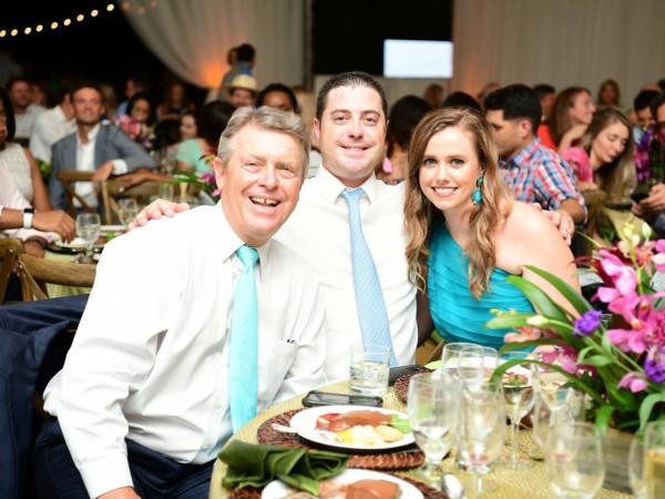 Houston Zoo Conservation Gala 2019 Joe Cleary_ Joe Cleary III and Madeleine Gregory