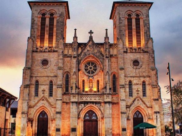 San Fernando Cathedral San Antonio