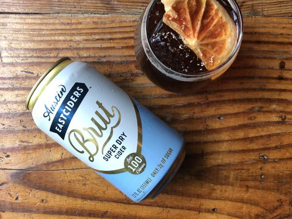 Et Tu Brute cocktail from La Grange
