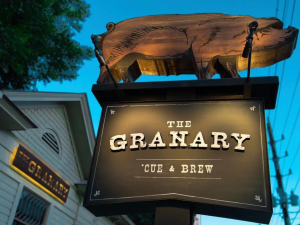 The Granary 'Cue & Brew San Antonio