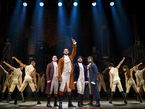 Hamilton national tour, Performing Arts Fort Worth
