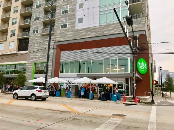 Whole Foods Market Midtown exterior