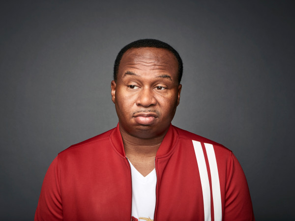 Roy Wood, Jr headshot Moontower Comedy Festival