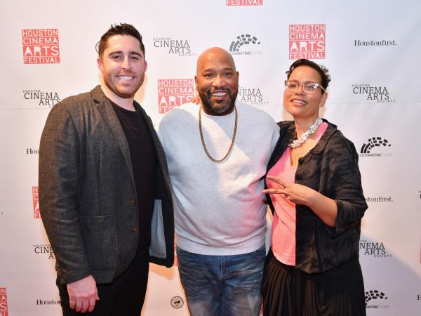 HCAF 2019 Opening Night:Trey Edward Shults, Bun B, Jessica Green