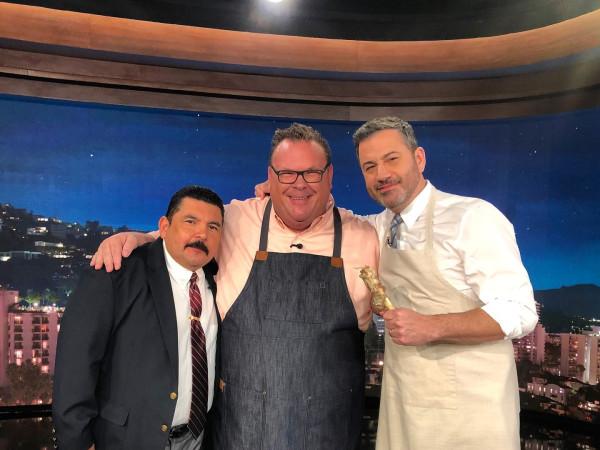 Chris Shepherd Jimmy Kimmel