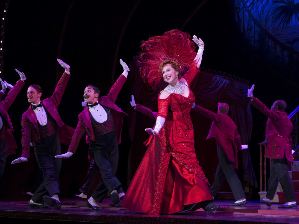 National tour of Hello, Dolly!