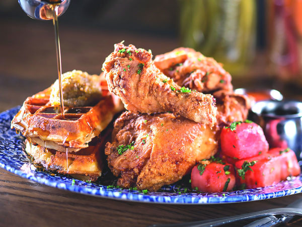 Yardbird chicken