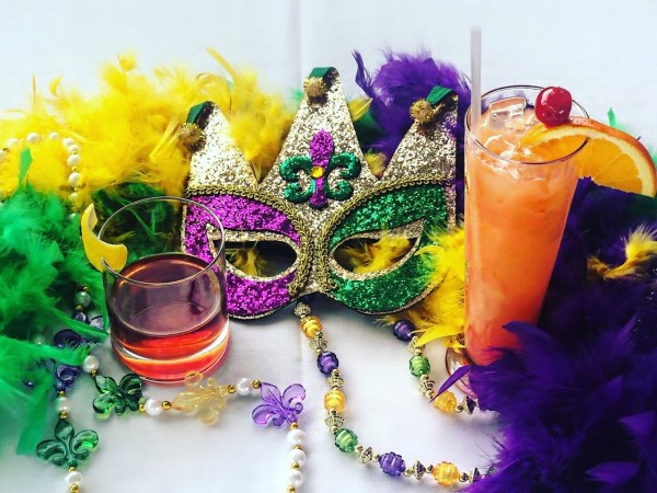 B&B Butchers Mardi Gras brunch