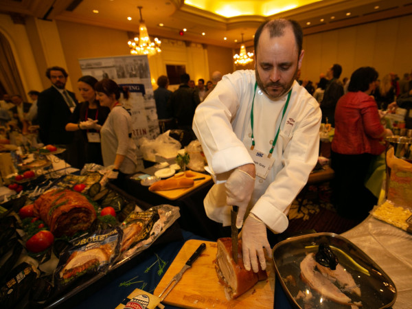 Taste of Italy chef