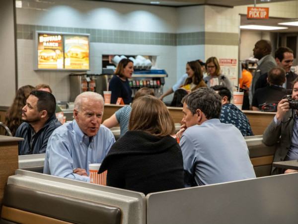 Joe Biden Whataburger