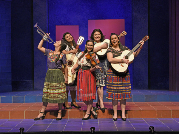 Dallas Theater Center presents American Mariachi