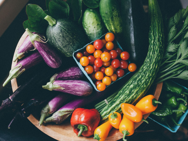 Hope Farms vegetables