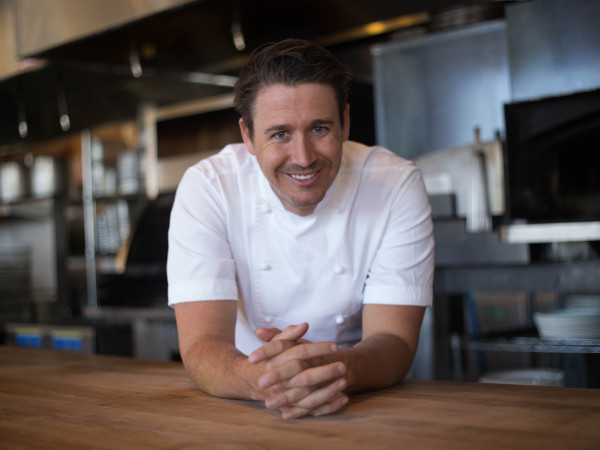 Travis McShane Ostia restaurant