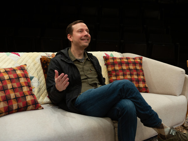 Playwright Matt Lyle