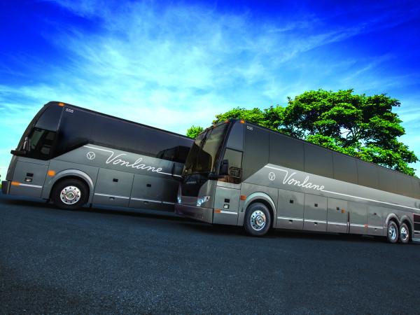 Vonlane motor coach
