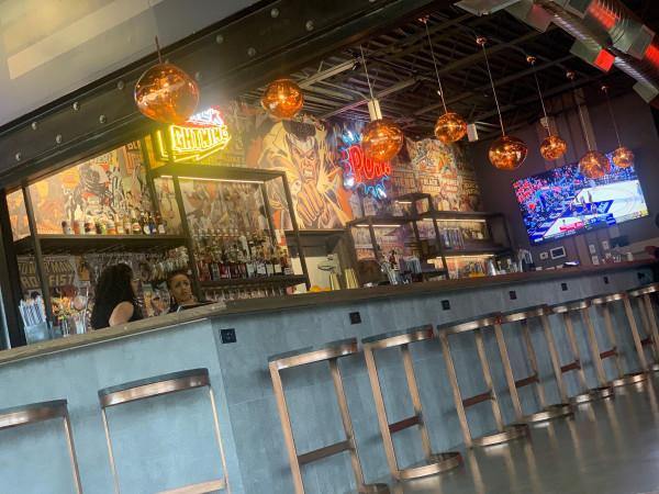 Bar 5015 interior