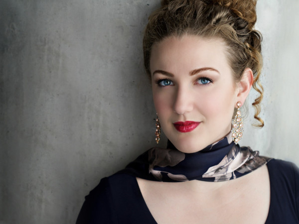 Fort Worth Opera Soprano Megan Koch
