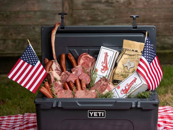 B&B Butchers 4th of July pack