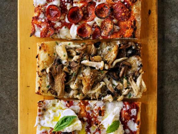BOH pasta pizza