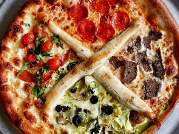 Volare San Antonio pizza