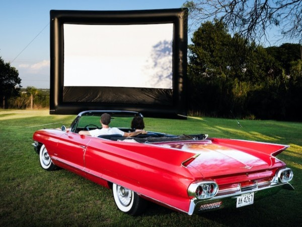 Rocket Cinema Drive-In