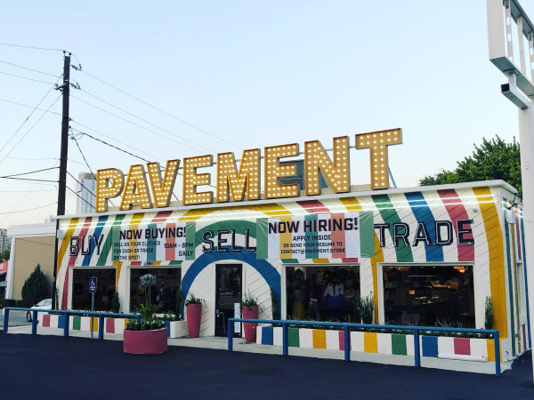 Pavement South Lamar store
