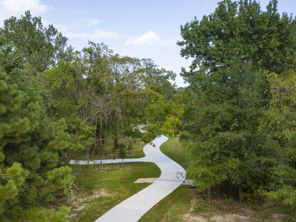 Greens Bayou Greenway