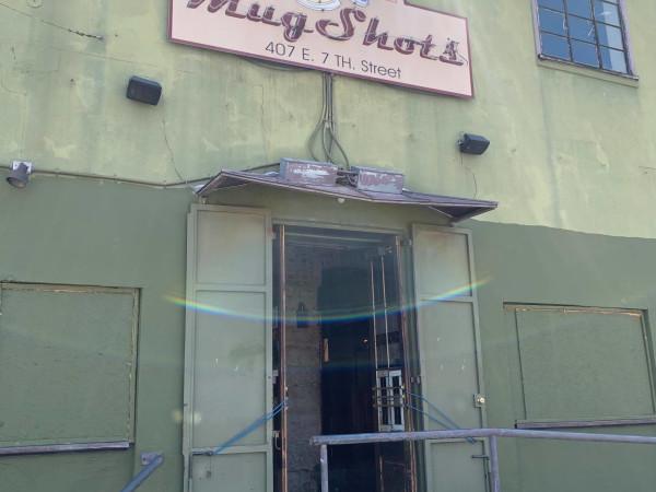 Mugshots downtown Austin