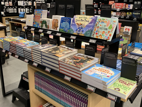 Amazon Books Baybrook Mall Houston store