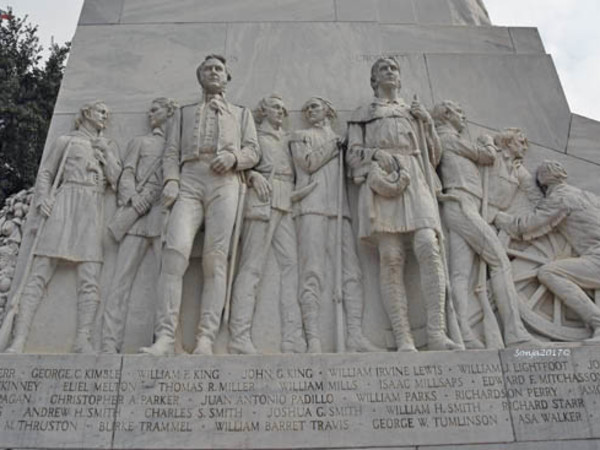 alamo cenotaph monument