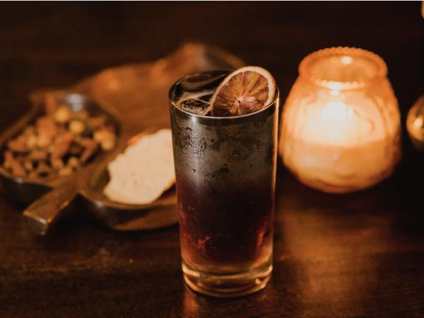 Andiamo cocktail restare