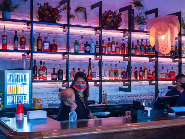East End Backyard bar