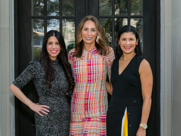 Homemade Hope Home is where the heart is gala 2020 Kristy Bradshaw, Maria Vilchez Lowery, Brooke Bentley-Gunst
