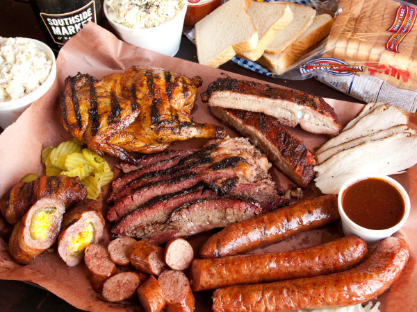 Southside market barbecue barbeque