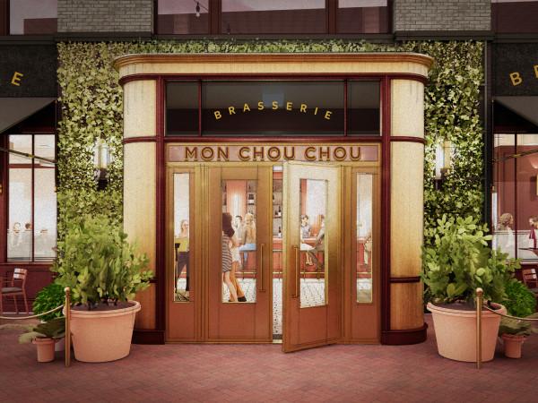 Brasserie Mon Chou Chou