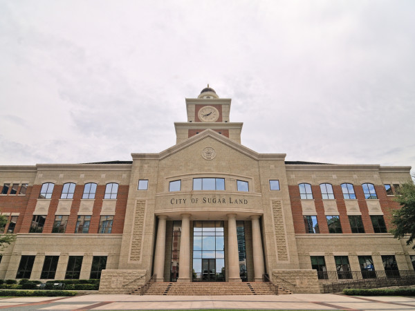 City of Sugar Land town hall