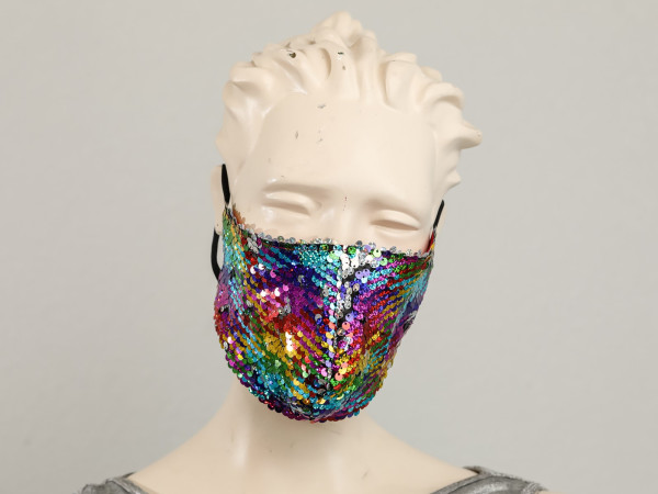 Steve Kemble mask, Fashion Meets Mask