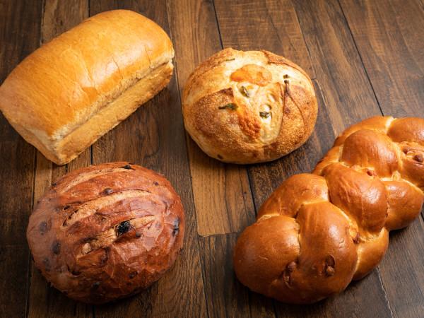 Bread Man Baking Company Whole Foods breads