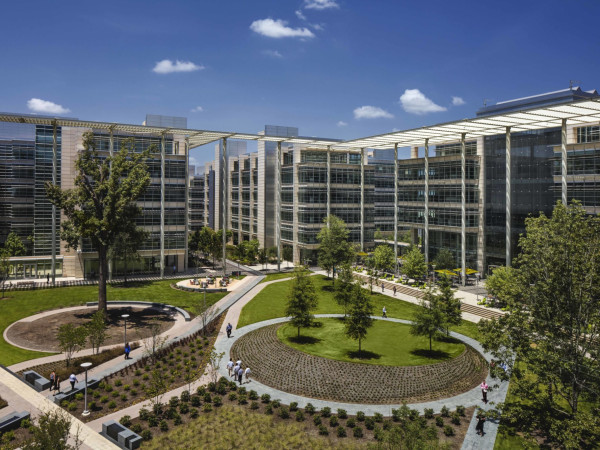 ExxonMobil campus Houston