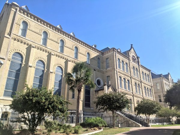 St. Mary's University San Antonio