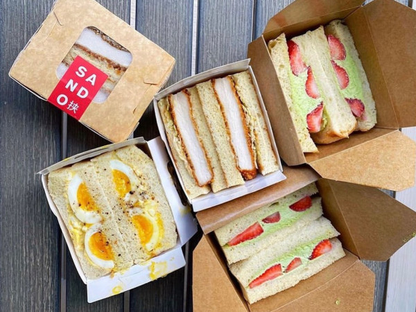 Sandoitchi Japanese sandwiches