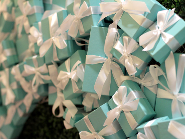 Tiffany & Co. wreath