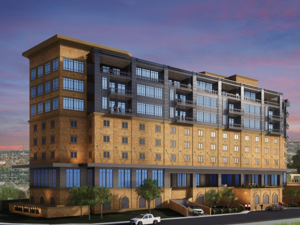 2520 Houston Ave., #608 Houston loft for sale