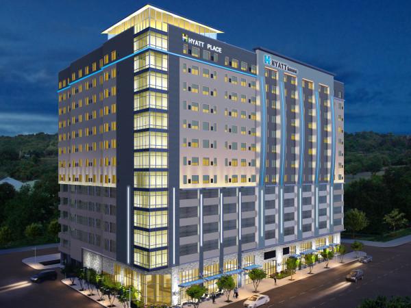 Hyatt House Hyatt Place Medical Center Houston