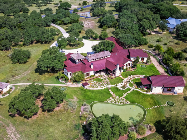 Jimmy Walker Boerne Estate