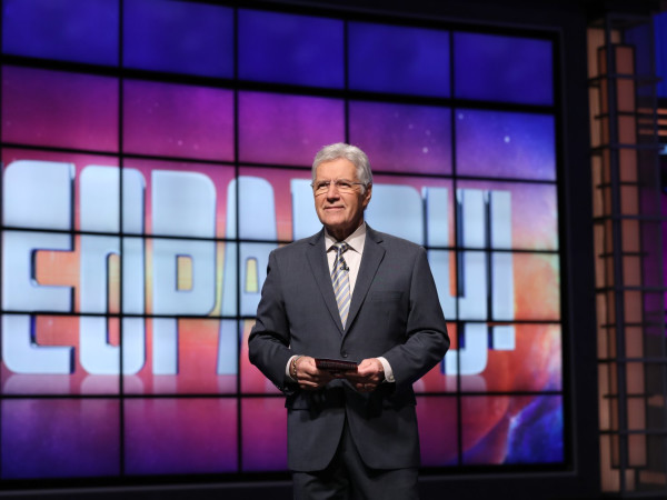 Jeopardy! Alex Trebek Jeopardy